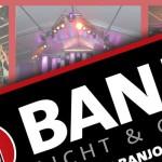 Banjo Licht & Geluid, de juiste keuze voor uw evenement